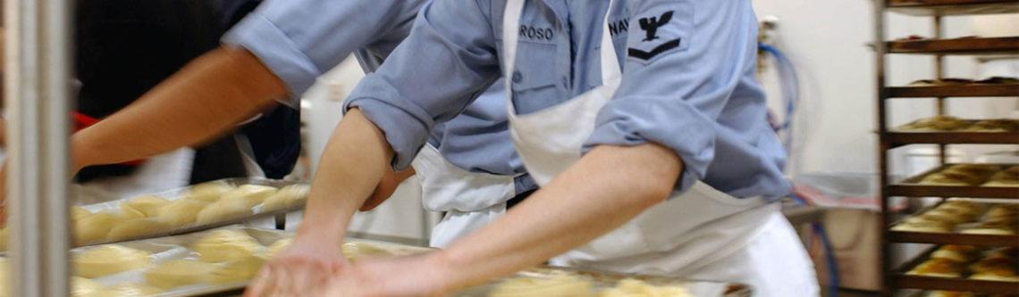 Bäckerei-Handwerk