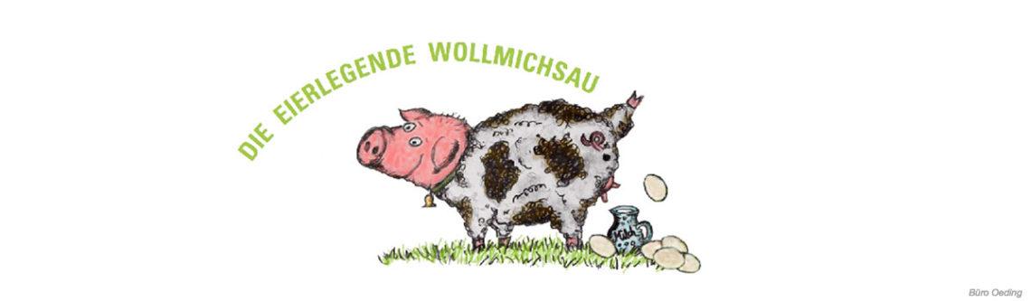 Grafik zu eierlegenden Wollmilchsau
